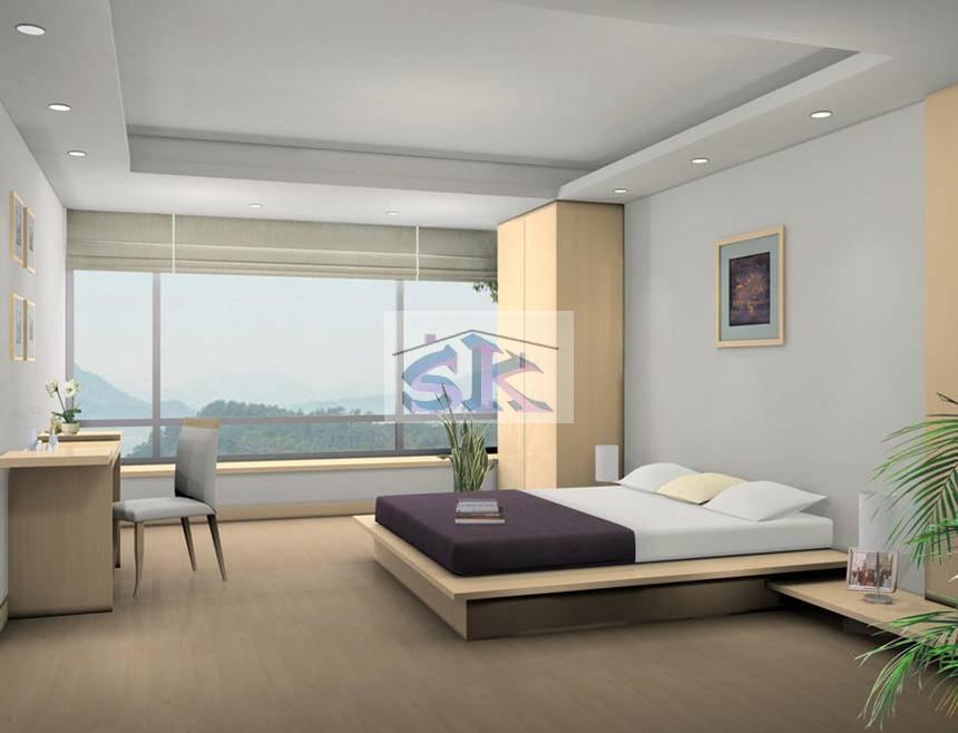 Modern kartonpiyer, günümüzde yeni yapılan evlerde tercih edilen modern kartonpiyer modeli